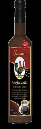 Eierlikör mit Kondensmilch - Schoko-Mokka