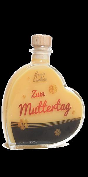 """Sonderform Herz """"Zum Muttertag"""""""